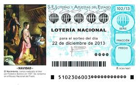 Aquest any, loteria de Nadal on-line